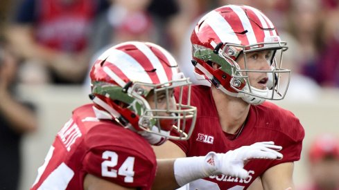 Ohio State is set to play Richard Lagow, Mike Majette and the Indiana Hoosiers in Bloomington on Thursday.