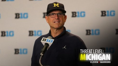 Jim Harbaugh, Michigan football's head coach