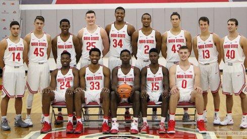 Basketball Buckeyes