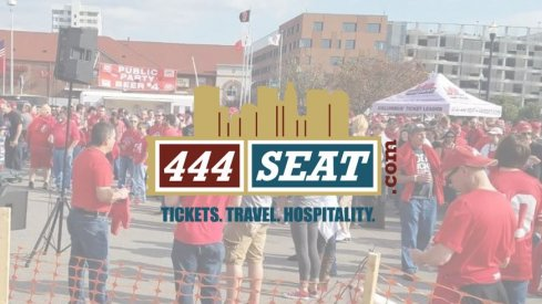 444 SEAT has your ticket for the Maryland game.