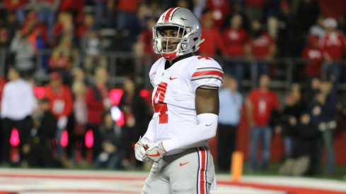 Jordan Fuller played more defensive snaps than any other Ohio State player in Saturday's game at Rutgers.