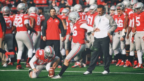 Sean Nuernberger to kickoff Ohio State