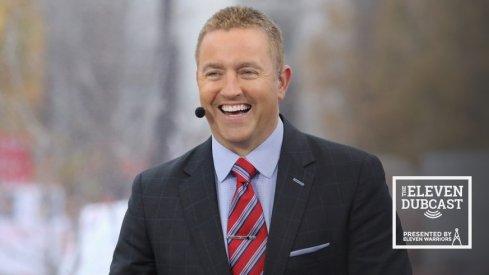 Kirk Herbstreit, ESPN commentator and Ohio State legend
