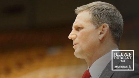 Ohio State wrestling coach Tom Ryan