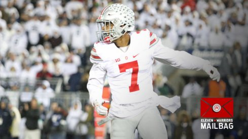 Damon Webb and Ohio State's safeties will look to prove themselves against Penn State next weekend.