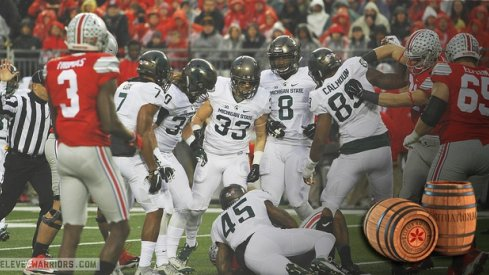 ohio state michigan state 2015