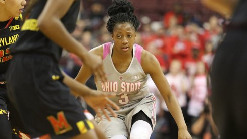 Kelsey Mitchell named preseason Big Ten Player of the Year