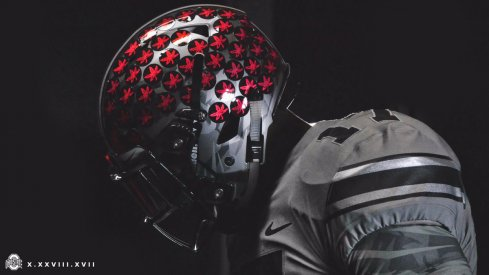 Ohio State alternate jerseys.