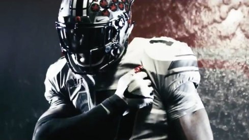 Ohio State has unleashed its alternate uniforms in a new hype video.