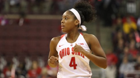Sierra Calhoun will play a key role for the Buckeyes this year.