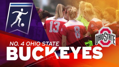 Ohio State is a No. 4 seed in the NCAA Women's Soccer Tournament.
