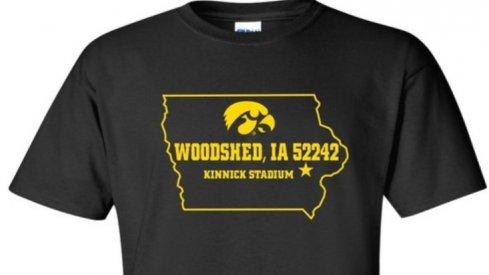 Welcome to Woodshed, Iowa