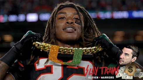 The turnover chain was out in full force as the Hurricanes trounced the Fighting Irish.