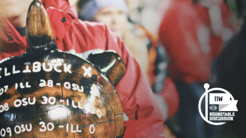 The most glorious trophy in sports: the Illibuck