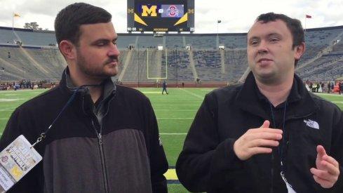 James Grega and Dan Hope preview The Game.