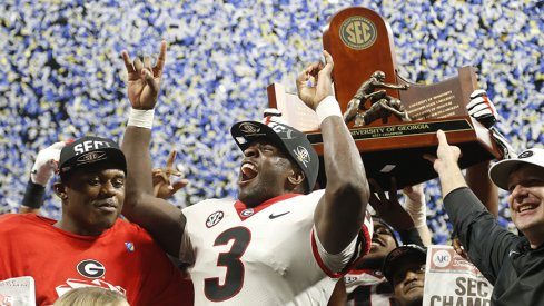 Georgia got its revenge on Auburn, solidifying a spot in the College Football Playoff.
