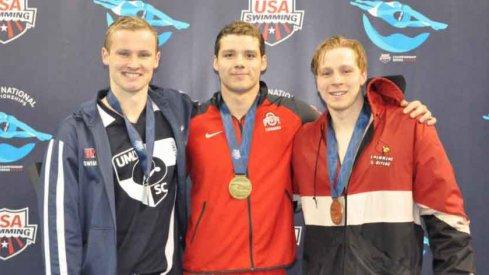 Ohio State Swimming