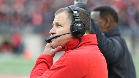 Greg Schiano ponders millions of dollars from Tennessee.