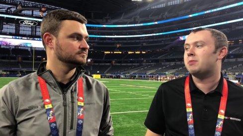 James Grega and Dan Hope preview the Cotton Bowl.