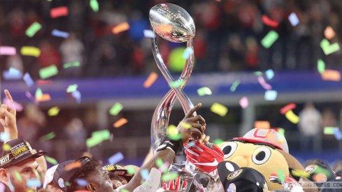Cotton Bowl trophy