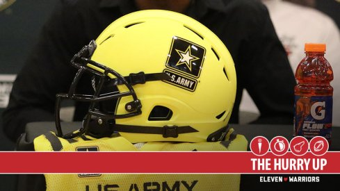 Army Bowl helmet