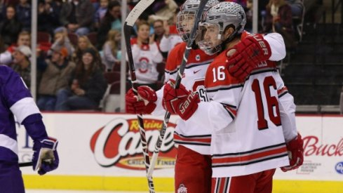 Congratulations to Matt Weis, Big Ten Hockey's Second Star of the Week.
