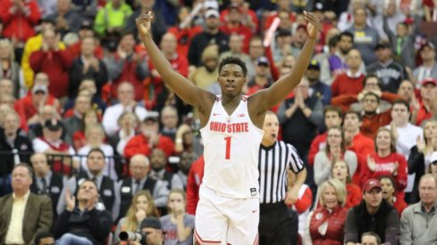 Ohio State needs a huge game from Jae'Sean Tate to have any chance at pulling the upset over Michigan State.