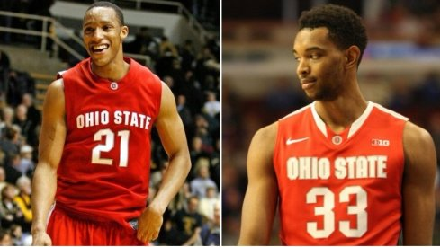Evan Turner dominated in 2009-10 and Keita Bates-Diop is putting up similar numbers so far in 2017-18.