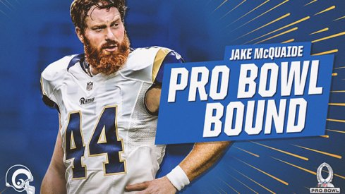 Jake McQuaide to the Pro Bowl