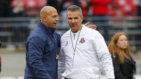 Urban Meyer and James Franklin are dominating the Big Ten.