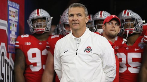 Urban Meyer is in a battle with Kirby Smart for the nation's top recruiting class.
