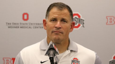 Greg Schiano is staying at Ohio State.