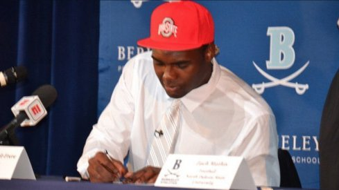 The signing of five-star tackle Nicholas Petit-Frere may be Urban Meyer's biggest one yet.