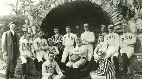 Ohio State's first football team