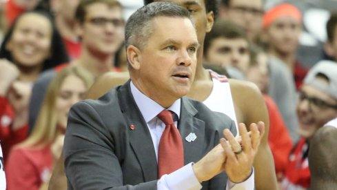 Chris Holtmann will host quite a few recruits on Saturday.