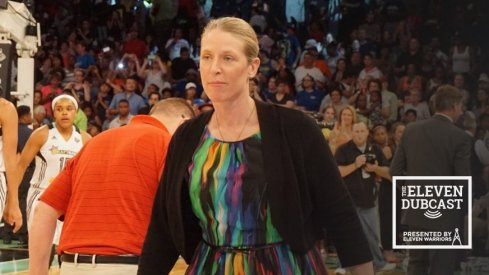 Ohio State Hall of Famer Katie Smith