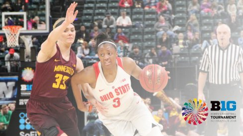 Kelsey Mitchell looks to lead the Buckeyes to the promised land.