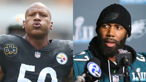 Ryan Shazier and Malcolm Jenkins