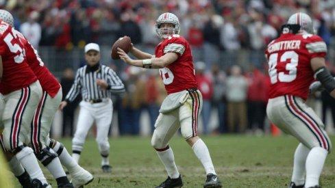 Craig Krenzel versus Michigan