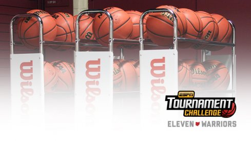Enter the Eleven Warriors Tournament Challenge to win prizes.