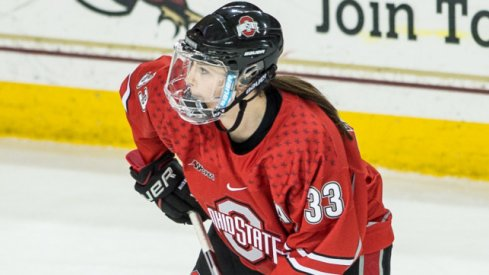 Jincy Dunne, defender extraordinaire, leads Ohio State into an NCAA semifinal showdown with Clarkson.