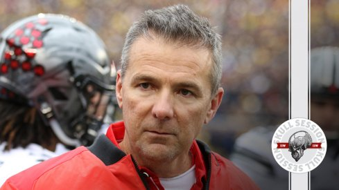 Urban Meyer survived the Great Hunger for the 2018 Skull Session