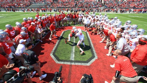 Ohio State's 'Circle Drill' is one of the many variations of Bud Wilkinson's famous drill still being practiced today.
