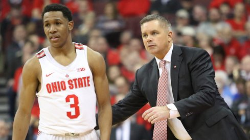 C J Jackson Is Among The Candidates To Become Leaders For Chris Holtmanns Second Ohio State Squad