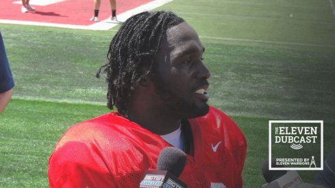 Former Ohio State linebacker Brian Rolle