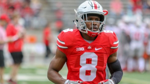Kendall Sheffield looks to add experience to the Ohio State cornerbacks room.