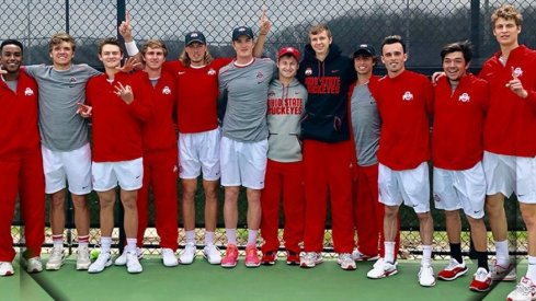Ohio State tennis owns the Big Ten.