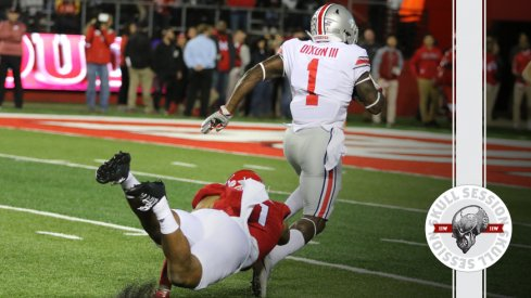 Johnnie Dixon dusts the May 4 2018 Skull Session