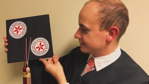 I'm graduating from Ohio State.