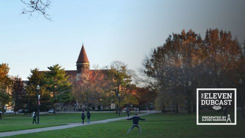 The campus of the Ohio State University